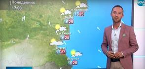 Прогноза за времето (27.09.2020 - централна)
