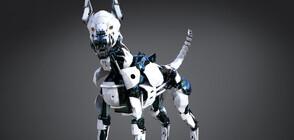 Куче робот обикаля по улиците на канадски град (ВИДЕО)