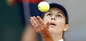 Tsvetana Pironkova breezed into the second round of Roland Garros