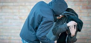 Брутална агресия между ученици в Пловдив (ВИДЕО)