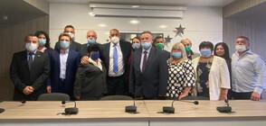 Борисов се срещна с новите кметове на ГЕРБ (ВИДЕО+СНИМКИ)