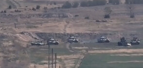 Войната в Нагорни Карабах продължава с пълна сила