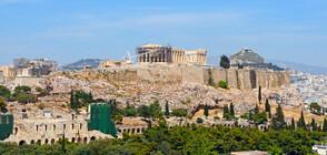Монтираха нова осветителна система на Акропола