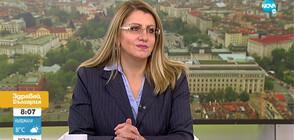 Ахладова: Има законопроект за това независим прокурор да може да разследва главния