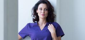 """Миглена Стоева: Има причина за поведението на Куртева в """"Откраднат живот: Антитела"""""""