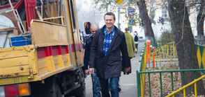 Навални: Путин стои зад отравянето ми (СНИМКА)