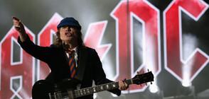 Легендарната рок група AC/DC се завръща с нов сингъл