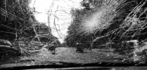 Тираджия пострада тежко при катастрофа в Димитровградско