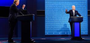 Тръмп и Байдън влязоха в задочен дуел по телевизията (ВИДЕО)