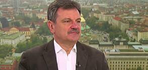 Д-р Симидчиев: Носенето на маски може да намали броя на заразените с 30%