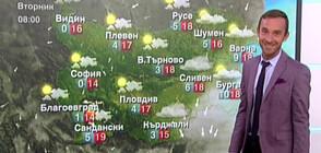 Прогноза за времето (20.10.2020 - обедна)