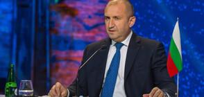 Президентът Румен Радев - под принудителна карантина