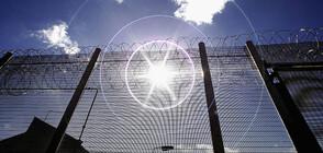 Заловиха осъден за убийство милионер при опит за бягство от затвора (СНИМКИ+ВИДЕО)