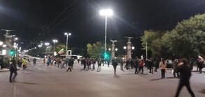 104-та вечер на протести в София (ВИДЕО+СНИМКИ)