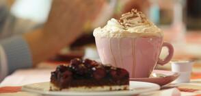 Рекорд: Швейцарски сладкари приготвиха огромна черешова торта