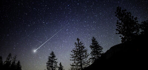 Тази нощ мечтите се сбъдват! Задава се изумителен поток от падащи звезди
