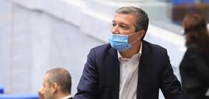 Депутатът Драгомир Стойнев е дал положителна проба за COVID-19