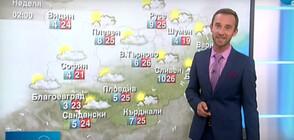 Прогноза за времето (24.10.2020 - централна)