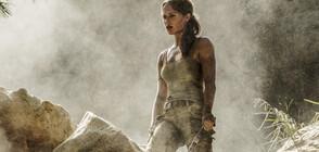 Премиера по NOVA: Алисия Викандер в Tomb Raider: Първа мисия