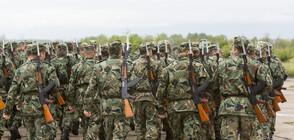 Провеждат мащабно военно учение край село Корен (ВИДЕО)