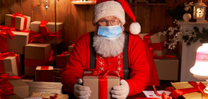 Дядо Коледа ще раздава подаръци само след ваксина