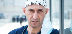 """Д-р Врабчев изправен пред съдбовен избор в """"Откраднат живот: Антитела"""""""