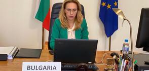 Николова участва в Годишната министерска среща на Съвета на ОИСР