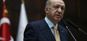 """Ердоган подава иск срещу """"Шарли Ебдо"""""""