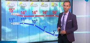 Прогноза за времето (29.10.2020 - централна)