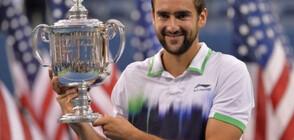 """""""Звездите на Sofia Open 2020"""": Марин Чилич - носител на титла от """"Големият шлем"""""""