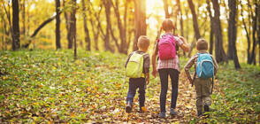 Учениците излизат в есенна ваканция