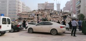 Мощен трус и цунами в Гърция и Турция, има жертви и стотици ранени (ВИДЕО+СНИМКИ)
