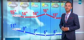 Прогноза за времето (30.10.2020 - централна)