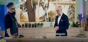 """""""Вкусът на историите"""": Александър Костадинов - водещият на спортните новини на NOVA"""
