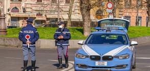 Остри сблъсъци между протестиращи и полиция във Флоренция (СНИМКИ+ВИДЕО)