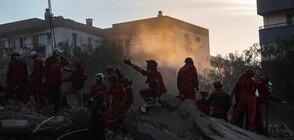 Продължава търсенето на оцелели в Измир