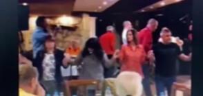 РЗИ-Бургас проверява масово празненство на закрито (ВИДЕО)