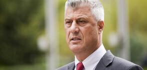 Арестът на бившия президент на Косово Хашим Тачи бе удължен с два месеца