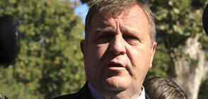 Каракачанов: ВМРО няма проблеми с т.н. бариера (ВИДЕО)