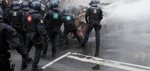 Нови протести срещу предпазните маски в Германия (ВИДЕО+СНИМКИ)