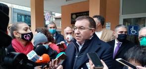 Здравният министър: Капацитетът на болницата в Шумен е запълнен (ВИДЕО)