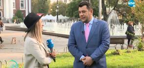 """Евгени Будинов – за болестта на д-р Петмезов в """"Откраднат живот: Антитела"""" и личната кауза"""