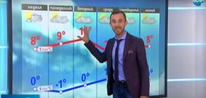 Прогноза за времето (22.11.2020 - централна)