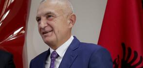 Глобиха президента на Албания за нарушаване на мерките срещу COVID-19