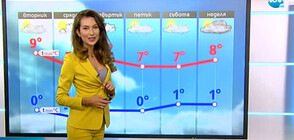 Прогноза за времето (24.11.2020 - сутрешна)