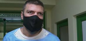 Защо Тервел Пулев стана доброволец отново