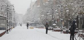 Снежна пелена покри почти цяла България (ВИДЕО+СНИМКИ)