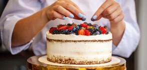 Българка спечели златен медал на престижен конкурс по сладкарство