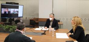 Гръцкият министър на туризма към Николова: Може да разработим план за съвместни продукти