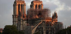 """За Коледа: Празничен концерт в парижката катедрала """"Нотр Дам"""""""